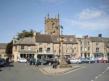 chauffeur stow on the wold